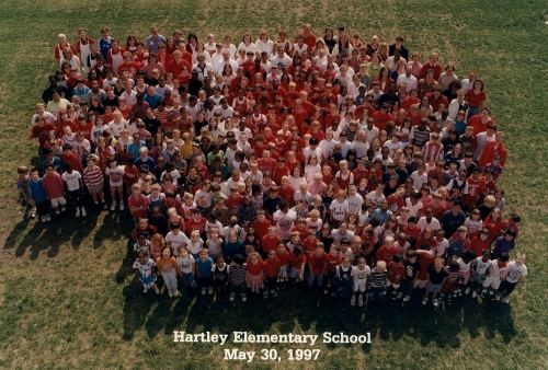 Hartley School Class Picture